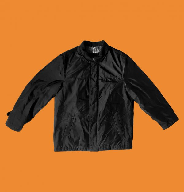 chaqueta alsina mandarina